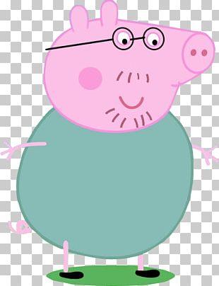 Daddy Pig Granny Pig Grandpa Pig Mummy Pig PNG