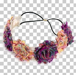 Headband Crown Jewellery The Brooklyn Flower PNG