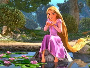Rapunzel Ariel Princess Jasmine Disney Princess Film PNG