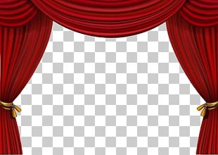 Theater Drapes And Stage Curtains PNG