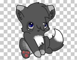 Whiskers Kitten Black Cat Horse PNG
