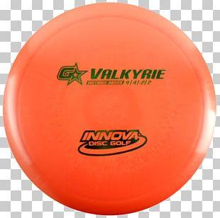 Cricket Balls Innova GStar Valkyrie Distance Driver PNG