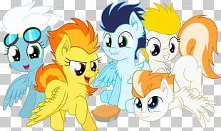 My Little Pony Rainbow Dash Rarity Scootaloo PNG