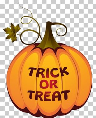 Pumpkin Halloween Trick-or-treating PNG