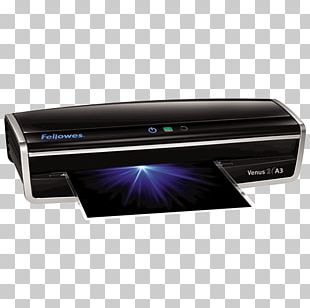 Pouch Laminator Lamination Fellowes Brands Paper Cold Roll Laminator PNG