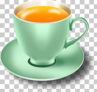 Teacup Coffee Espresso PNG