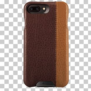Apple IPhone 7 Plus Telephone Leather Amazon.com Mobile Phone Accessories PNG