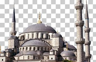 Hagia Sophia Sultan Ahmed Mosque Constantinople Byzantine Architecture PNG