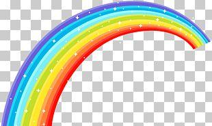 Rainbow Light PNG