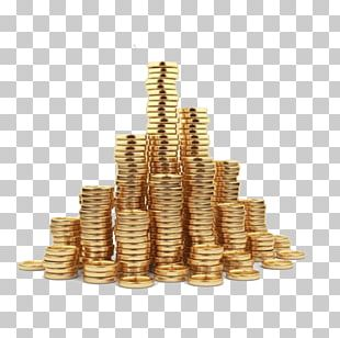Gold Coin Stock Photography Illustration PNG