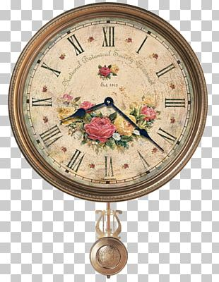 Howard Miller Clock Company Table Pendulum Clock Mantel Clock PNG