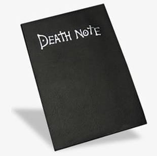 Death Note Anime PNG