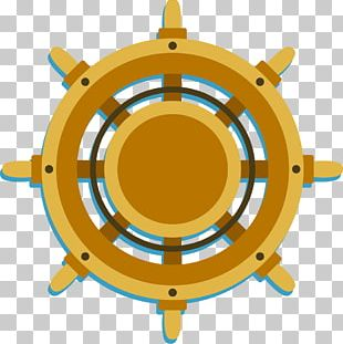 Car Steering Wheel Ship Navigation PNG