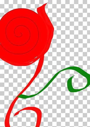 Circle Flower Leaf Petal Plant Stem PNG