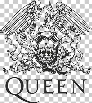 Queen Rocks Musical Ensemble Logo PNG