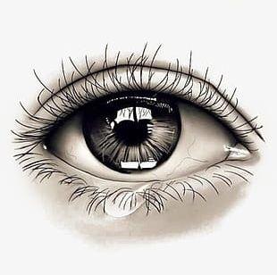 Watering Eyes PNG