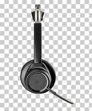 Plantronics Voyager Focus UC B825 Headset Noise-cancelling