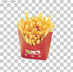 French Fries Hamburger Chicken Nugget Fast Food PNG