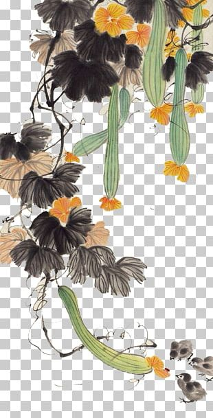 Watercolor Painting Chinese Painting Drawing Art PNG