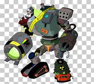 Robot Art Mecha Transformers Figurine PNG