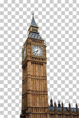 Big Ben Palace Of Westminster Clock Tower Landmark Stock Photography PNG