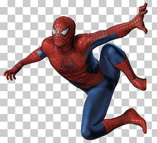 Spider-Man Iron Man Dr. Otto Octavius Marvel Universe Superhero PNG