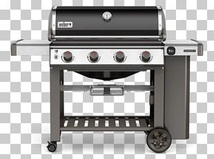 Barbecue Weber Genesis II E-410 GBS Weber-Stephen Products Natural Gas Propane PNG