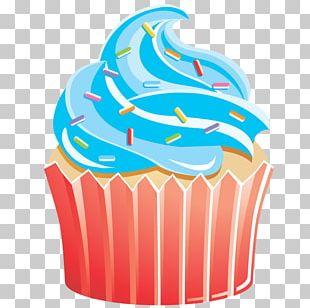 Cupcake Muffin Torta PNG