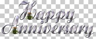 Wedding Anniversary Wish Birthday PNG