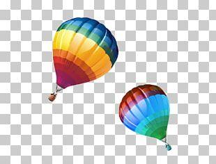 Hot Air Balloon CorelDRAW Sky PNG