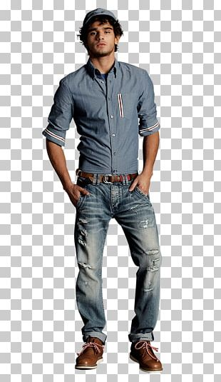Jeans T-shirt Portable Network Graphics Man Sleeve PNG