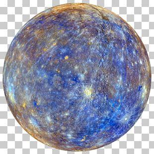 MESSENGER Earth Mercury Planet Solar System PNG