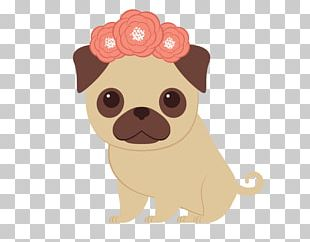 Pug Puppy Drawing Dog Breed PNG