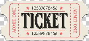 Ticket Cinema Box Office PNG
