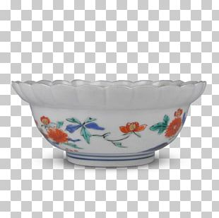 Ceramic Blue And White Pottery Bowl Flowerpot Tableware PNG