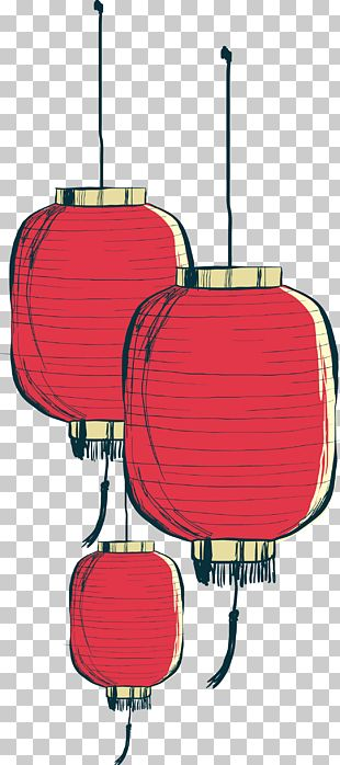 Paper Lantern PNG