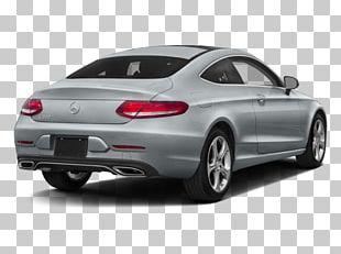 2018 Mercedes-Benz C-Class Luxury Vehicle Car 2017 Mercedes-Benz C-Class Coupe PNG
