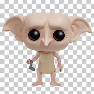 Dobby The House Elf Lord Voldemort Funko Action & Toy Figures Luna Lovegood PNG