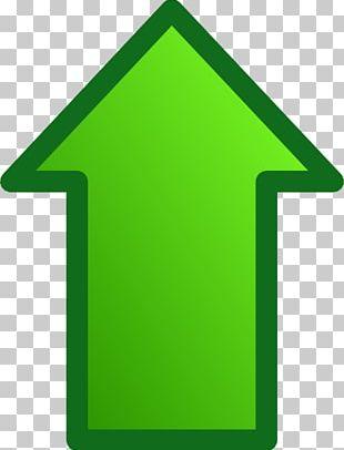 Green Arrow PNG