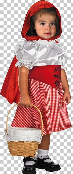 Little Red Riding Hood Halloween Costume Big Bad Wolf BuyCostumes.com PNG