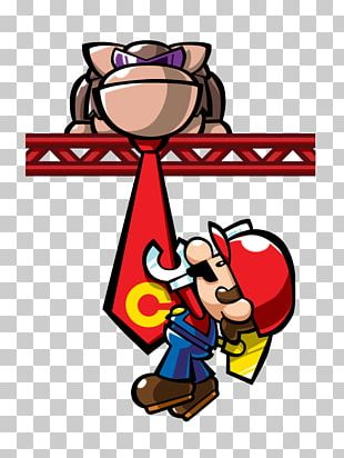 Mario Vs. Donkey Kong 2: March Of The Minis Super Mario World 2: Yoshi's Island PNG