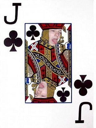 4 Pics 1 Word Canasta Blackjack Playing Card PNG