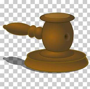 Judge Gavel Court PNG