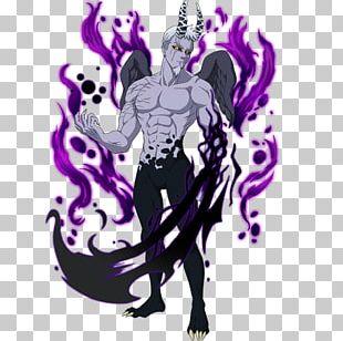 The Seven Deadly Sins Mortal Sin Majin Knight PNG