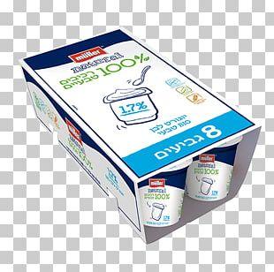 Soured Milk Frozen Yogurt Müller Yoghurt PNG