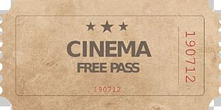 Ticket Film/cinema/movie Film/cinema/movie Vudu PNG