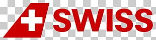 Switzerland Swiss International Air Lines Logo Airline Business PNG