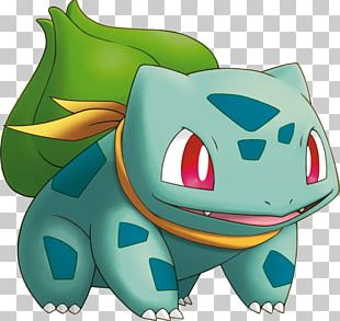 Bulbasaur Pokemon PNG
