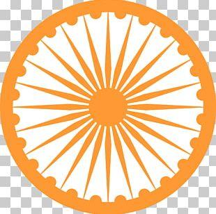 Delhi Ganesha Ashoka Chakra Dharmachakra Flag Of India PNG