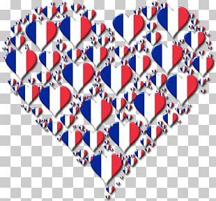 Flag Of France T-shirt PNG